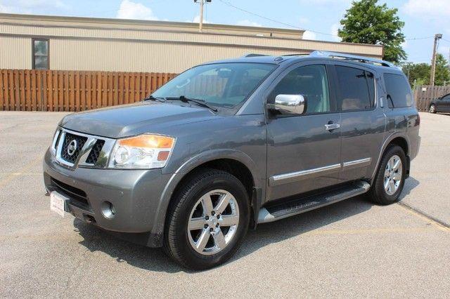 2014 Nissan Armada Platinum St. Louis, Missouri 2