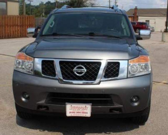 2014 Nissan Armada Platinum St. Louis, Missouri 1