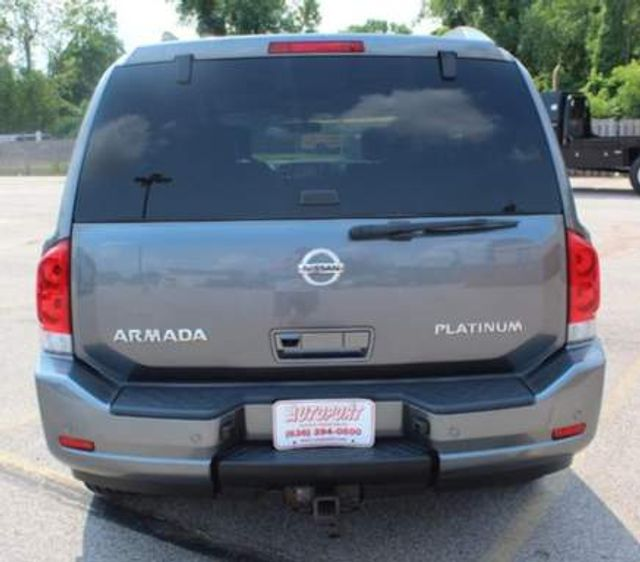2014 Nissan Armada Platinum St. Louis, Missouri 5