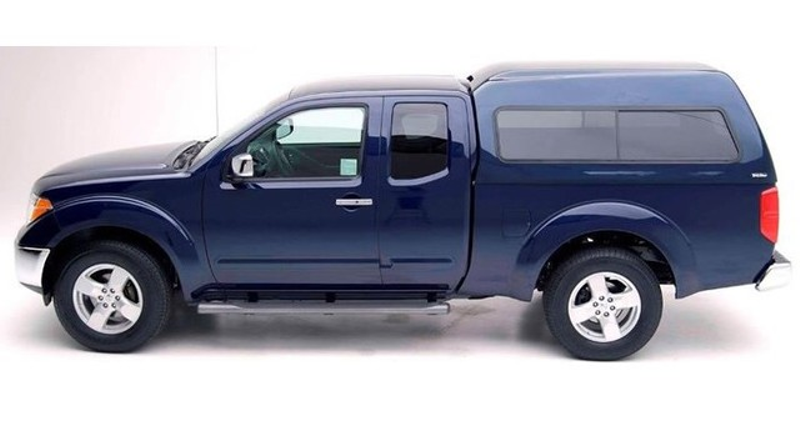 2019 Nissan Camper Shell  Truck toppers Truck Caps in Mesa, AZ