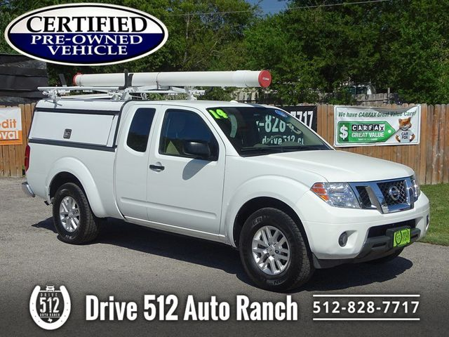 2014 Nissan FRONTIER Ready to WORK