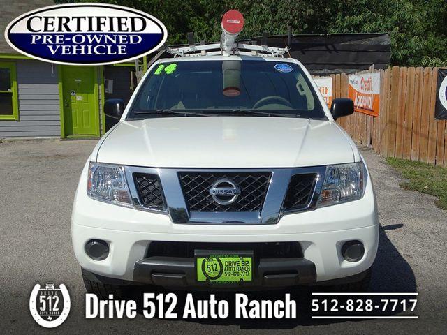 2014 Nissan FRONTIER Ready to WORK in Austin, TX 78745