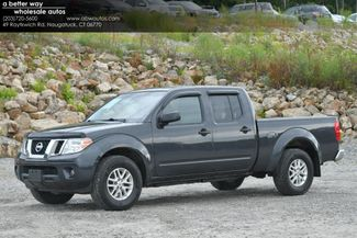 2014 Nissan Frontier SV 4WD Naugatuck, Connecticut