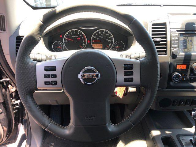 2014 Nissan Frontier SL in San Antonio, TX 78212
