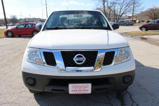 2014 Nissan Frontier S St. Louis, Missouri 3