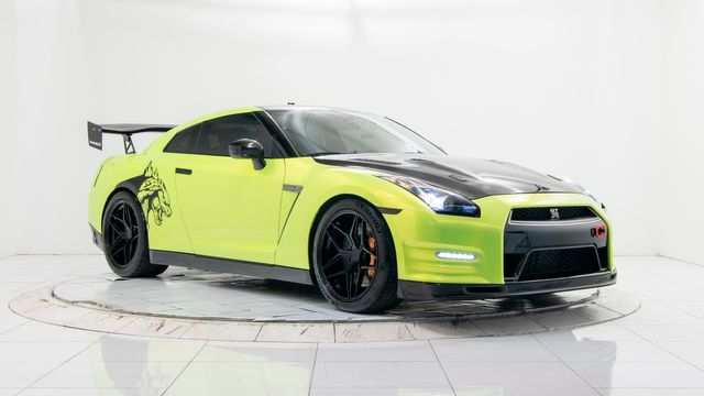 2014 Nissan GT-R Track Edition Bagged Jotech Stage 2 in Dallas, TX 75229