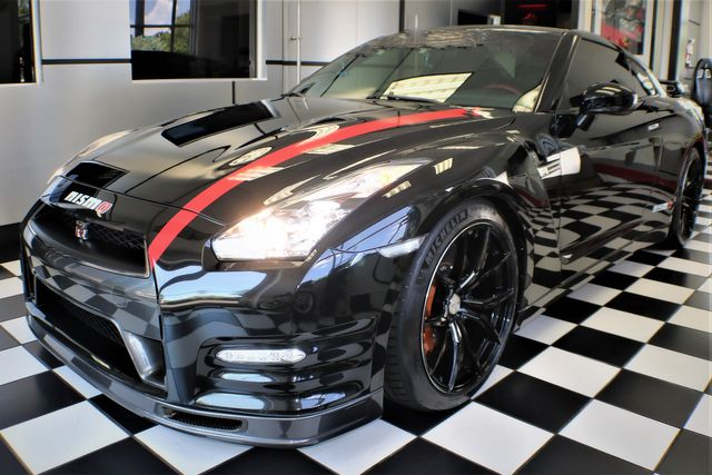 2014 Nissan GT-R Black Edition in Pompano, Florida 33064