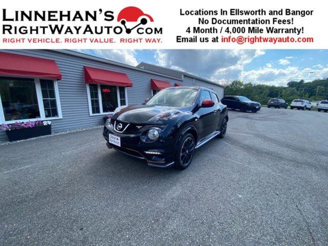 2014 Nissan JUKE NISMO RS in Bangor, ME 04401