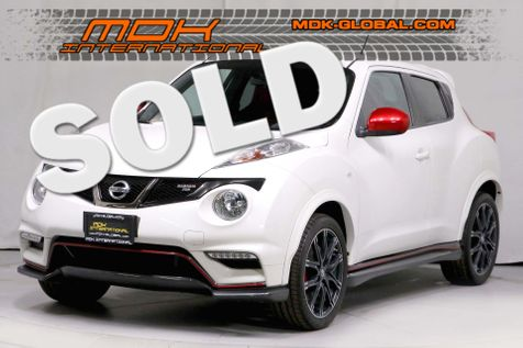 2014 Nissan JUKE NISMO RS - AWD - Auto - Recaro Seats in Los Angeles
