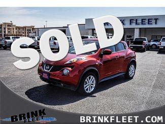 2014 Nissan JUKE SL   Lubbock, TX   Brink Fleet in Lubbock TX