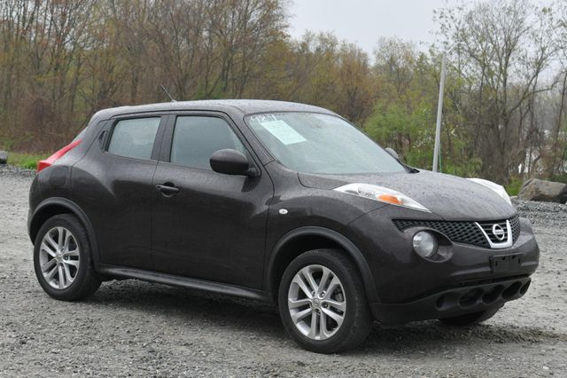 2014 Nissan JUKE S AWD Naugatuck, Connecticut 8