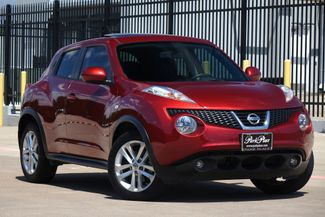 2014 Nissan JUKE SL* Sunroof*Nav* Bu Cam* Leather* EZ Finance** | Plano, TX | Carrick's Autos in Plano TX