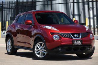 2014 Nissan JUKE SL* Sunroof*Nav* Bu Cam* Leather* EZ Finance** | Plano, TX | Carrick's Autos in Plano TX
