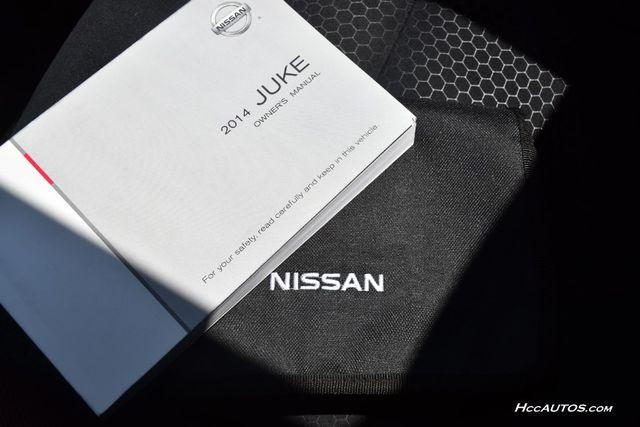 2014 Nissan JUKE SV Waterbury, Connecticut 35