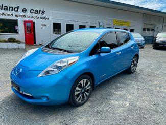2014 Nissan LEAF SL in Eastsound, WA 98245