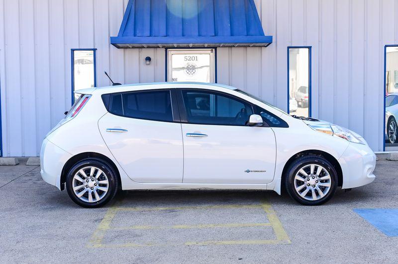 2014 Nissan LEAF 80kW AC SYNCHRONOUS MTR, S, CLEAN CARFAX!! in Rowlett, Texas