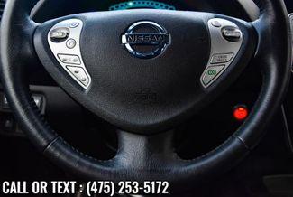 2014 Nissan LEAF SV Waterbury, Connecticut 24