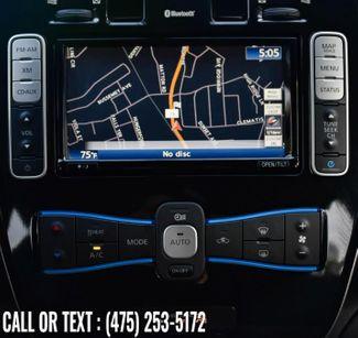 2014 Nissan LEAF SV Waterbury, Connecticut 28