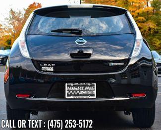 2014 Nissan LEAF SV Waterbury, Connecticut 3