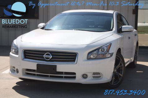 2014 Nissan Maxima 3.5 SV w/Sport Pkg | NAV-BOSE-XENON-NEW TIRES AND BRAKES! in Mansfield, TX