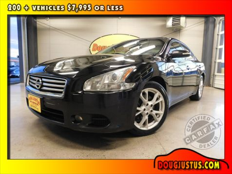 2014 Nissan Maxima 3.5 SV w/Premium Pkg in Airport Motor Mile ( Metro Knoxville ), TN