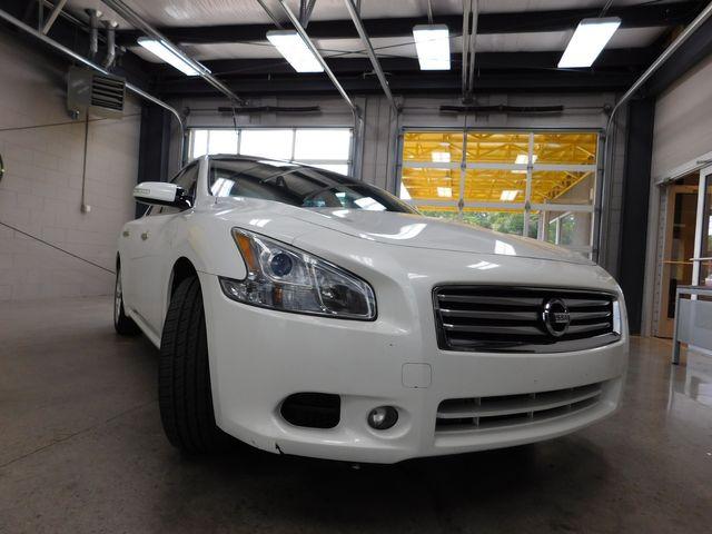 2014 Nissan Maxima 3.5 SV w/Premium Pkg in Airport Motor Mile ( Metro Knoxville ), TN 37777