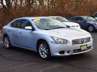 2014 Nissan Maxima 3.5 S | Champaign, Illinois | The Auto Mall of Champaign in Champaign Illinois