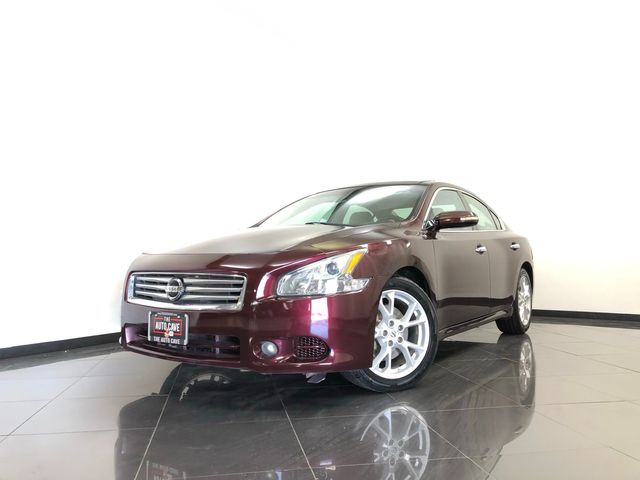 2014 Nissan Maxima *Get Approved NOW* | The Auto Cave in Dallas