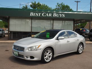 2014 Nissan Maxima 3.5 SV w/Premium Pkg in Englewood, CO 80113