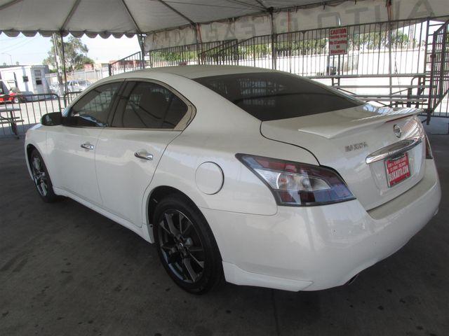 2014 Nissan Maxima 3.5 S Gardena, California 1