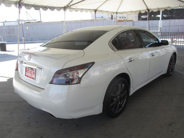 2014 Nissan Maxima 3.5 S Gardena, California 2