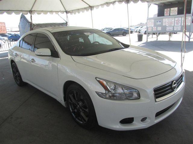 2014 Nissan Maxima 3.5 S Gardena, California 3