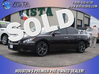 2014 Nissan Maxima 35 S  city Texas  Vista Cars and Trucks  in Houston, Texas