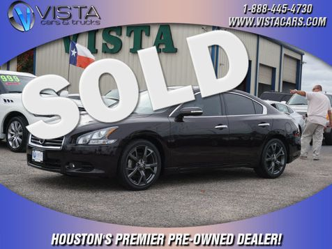 2014 Nissan Maxima 3.5 S in Houston, Texas