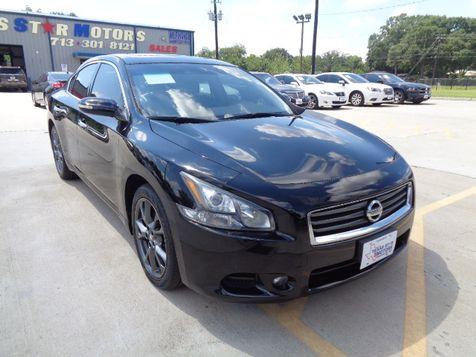 2014 Nissan Maxima 3.5 S in Houston