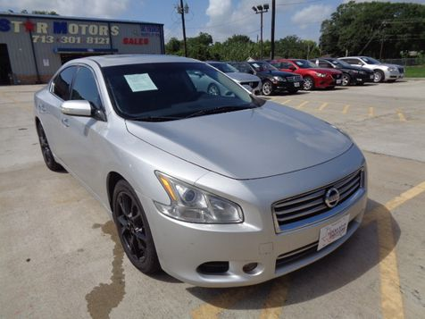 2014 Nissan Maxima 3.5 S in Houston