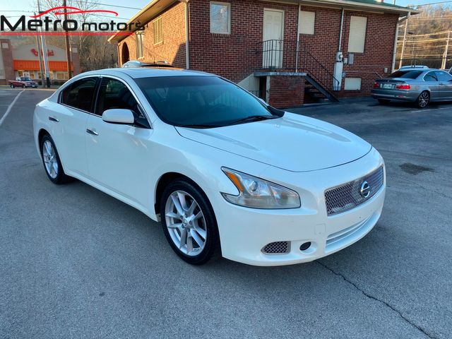 2014 Nissan Maxima 3.5 S in Knoxville, Tennessee 37917
