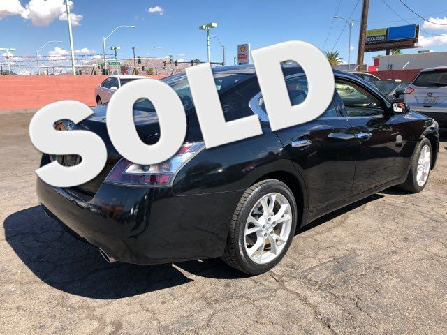 2014 Nissan Maxima 3.5 S CAR PROS AUTO CENTER (702) 405-9905 Las Vegas, Nevada
