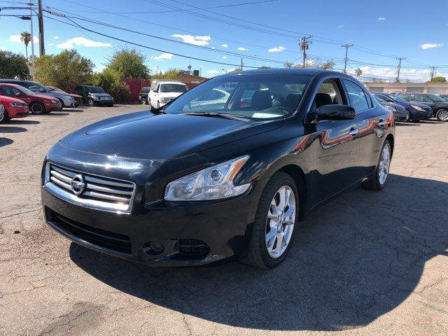 2014 Nissan Maxima 3.5 S CAR PROS AUTO CENTER (702) 405-9905 Las Vegas, Nevada 4