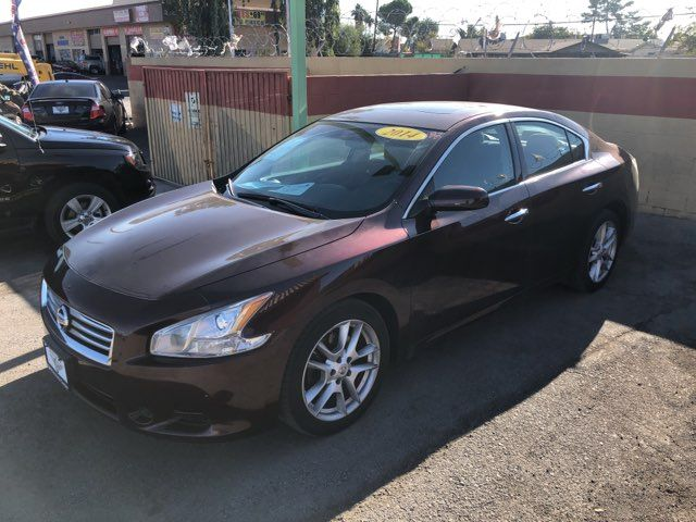 2014 Nissan Maxima 3.5 S CAR PROS AUTO CENTER (702) 405-9905 Las Vegas, Nevada 1