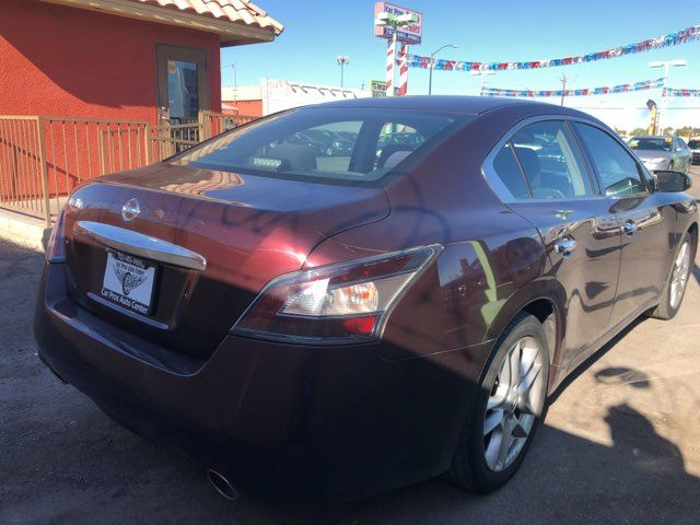 2014 Nissan Maxima 3.5 S CAR PROS AUTO CENTER (702) 405-9905 Las Vegas, Nevada 4