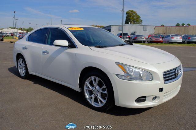 2014 Nissan Maxima 3.5 SV w/Premium Pkg in Memphis Tennessee, 38115
