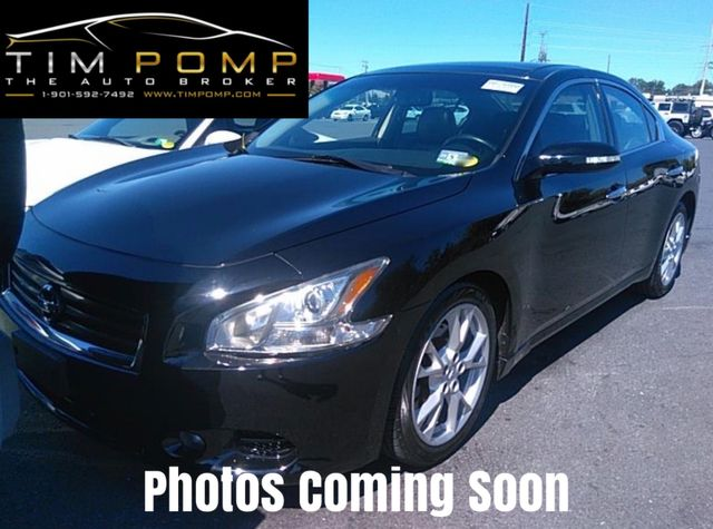 2014 Nissan Maxima SV w/Premium Pkg PANO ROOF LEATHER SEATS