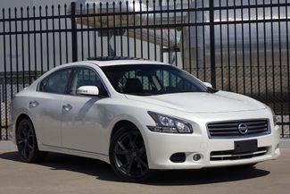 2014 Nissan Maxima 3.5 SV w/Premium Pkg* Sunroof* NAV*    Plano, TX   Carrick's Autos in Plano TX