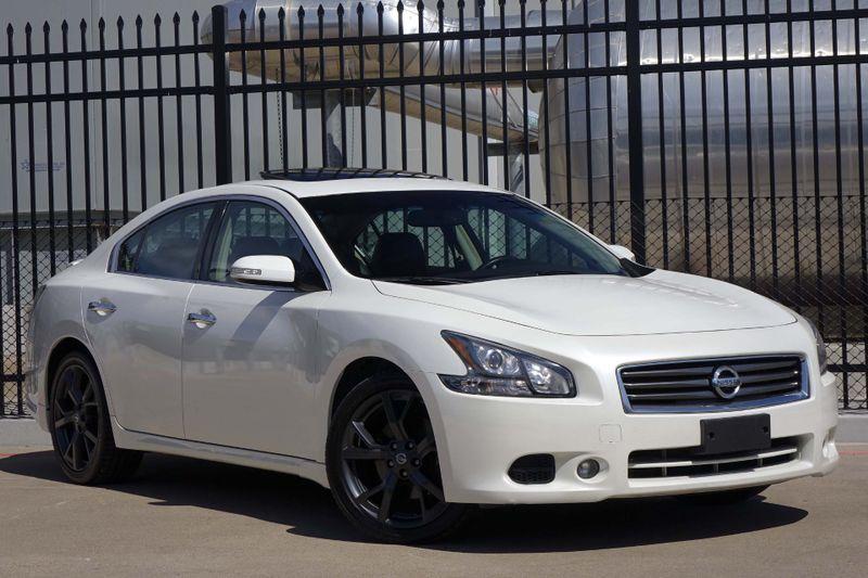 2014 Nissan Maxima 3.5 SV w/Premium Pkg* Sunroof* NAV*  | Plano, TX | Carrick's Autos in Plano TX