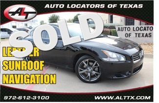 2014 Nissan Maxima SV | Plano, TX | Consign My Vehicle in  TX