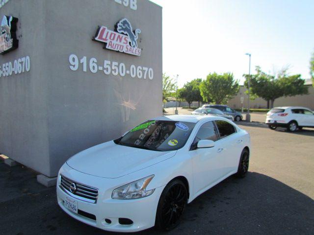 2014 Nissan Maxima 3.5 S in Sacramento, CA 95825