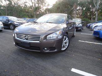 2014 Nissan Maxima 3.5 SV SEFFNER, Florida