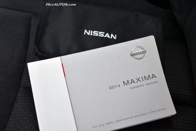 2014 Nissan Maxima 3.5 S Waterbury, Connecticut 31