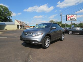 2014 Nissan Murano CrossCabriolet Batesville, Mississippi 7
